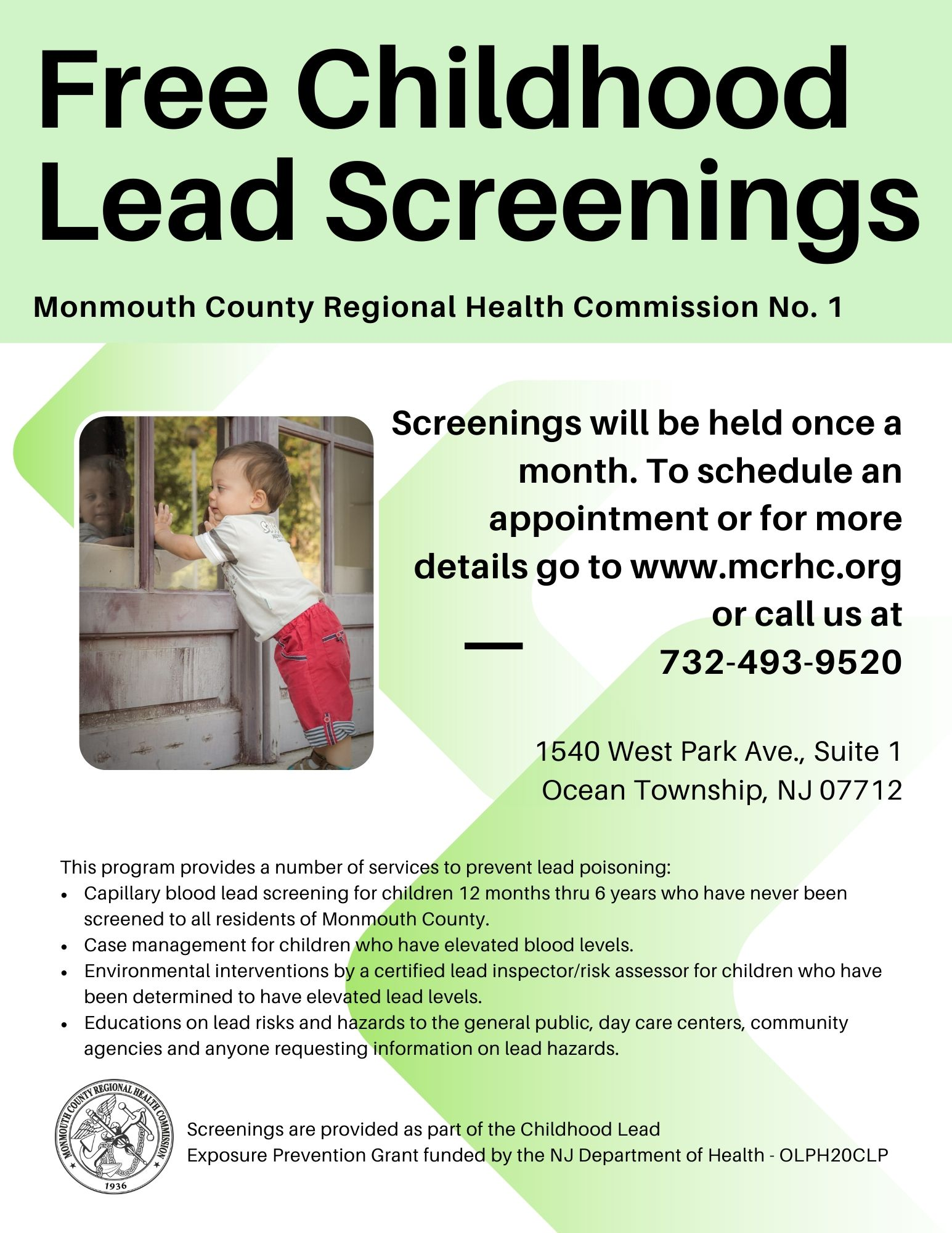 Lead Screening